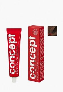 Краска для волос Concept Permanent color 6.73 Русый коричнево-золотистый