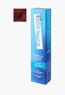 Краска для волос Concept без аммиака SOFT TOUCH 7.75 Светло-каштановый, 60 мл