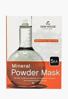 Набор масок для лица The Skin House тканевых масок для проблемной кожи, 5 шт по 20 гр