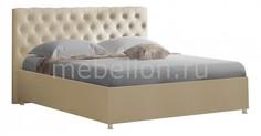 Кровать двуспальная с подъемным механизмом Florence 160-190 Sonum