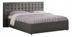 Кровать двуспальная с матрасом и подъемным механизмом Siena 160-190 Sonum