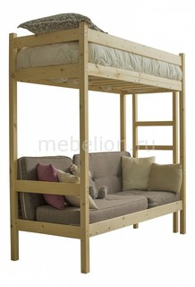 Кровать двухъярусная Ланто-2 Green Mebel