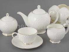 Чайный сервиз Blanco 264-306 Porcelain Manufacturing Factory