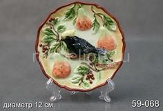 Декоративная тарелка 59-068 Hebei Grindiing Wheel Factory