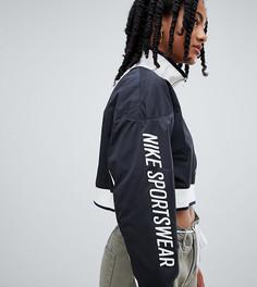 Черная спортивная куртка Nike Archive - Черный