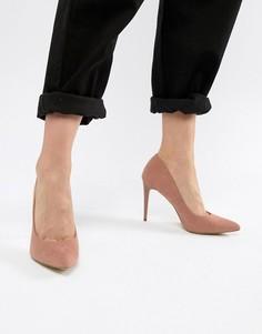 Туфли-лодочки на высоком каблуке New Look - Розовый