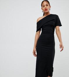 Платье-футляр ASOS DESIGN Tall - Черный