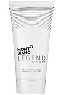 Гель для душа Legend Spirit, 1 Montblanc