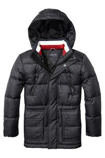 Женские куртки Tommy Hilfiger – купить куртку Томми Хилфигер в ... 57ce0fc9d11