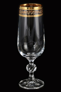 Фужеры для шампанского 180 мл Bohemia