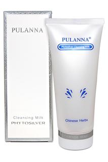 Очищающее молочко с серебром PULANNA