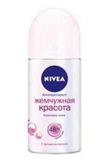 """Роликовый дезодорант """"Жемчужна NIVEA"""