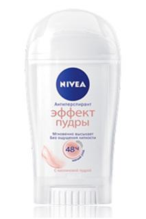 Дезодорант-стик Эффект пудры, NIVEA