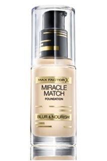 Тональная основа Miracle Match Max Factor