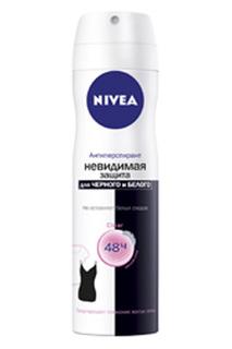 Дезодорант-антиперспирант Неви NIVEA