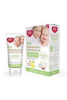 Зубная паста для детей в возра SPLAT