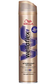 """Лак для волос Wellaflex """"Мгнов WELLA"""