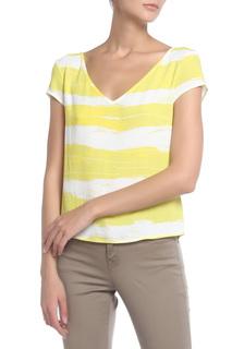 Блузка с коротким рукавом United Colors of Benetton