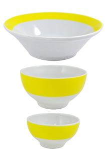 Набор пиал-салатников, 3 шт ДФЗ