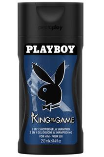 Гель для душа, 250 мл Playboy