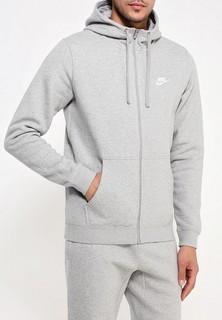 Толстовка Nike M NSW HOODIE FZ FLC CLUB