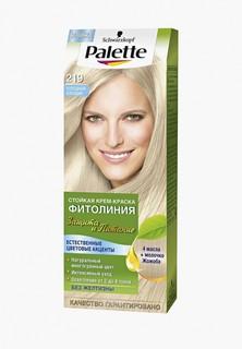 Краска для волос Palette ФИТОЛИНИЯ 219 Холодный блондин, 110 мл