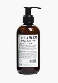 Лосьон для тела La Bruket Стимулирующий. GRAPEFRUIT LEAF body lotion. 250 мл
