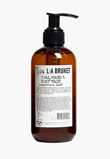 Мыло La Bruket жидкое, GRAPEFRUIT LEAF Hand & Body Wash 250 мл