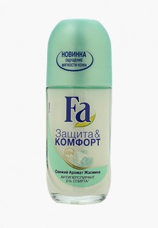 Дезодорант Fa Защита & Комфорт Аромат Жасмина, 50 мл