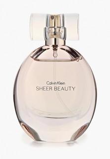 Туалетная вода Calvin Klein Sheer Beauty 30 мл
