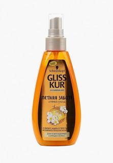 Спрей для волос Gliss Kur уход Летняя забота