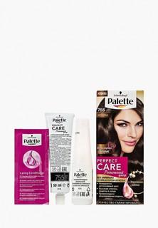 Краска для волос Palette PERFECT CARE 755 Шоколад, 110 мл
