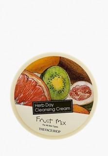 Крем для лица The Face Shop HERB DAY Очищающий фруктовый микс, 150 мл