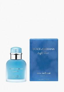 Парфюмерная вода Dolce&Gabbana Dolce&;Gabbana Light Blue Intense Pour Homme, 50 мл