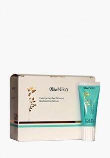 Набор для ухода за волосами Ollin BioNika Biobalance Serum