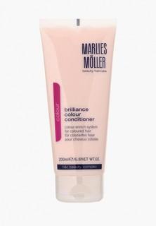 Кондиционер для волос Marlies Moller для окрашенных Brilliance Colour 200 мл