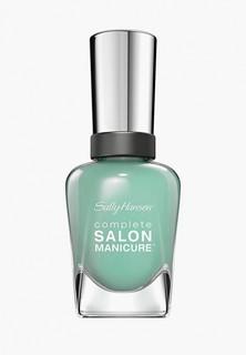 Лак для ногтей Sally Hansen Salon Manicure Keratin тон jaded 672 14,7 мл