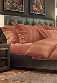 Постельное белье 1,5-спальное Bellehome Terracotta