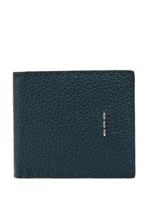 Кожаный кошелек с логотипом Fendi