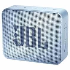 Беспроводная акустика JBL Go 2 Cyan (JBLGO2CYAN)