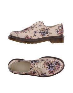 Обувь на шнурках Dr Martens