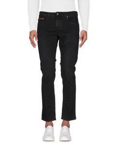 Джинсовые брюки-капри 3D® Broken Left AND Right
