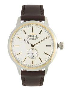 Наручные часы Shinola