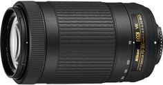 Nikon AF-P DX NIKKOR 70-300mm f/4.5-6.3G ED VR (черный)