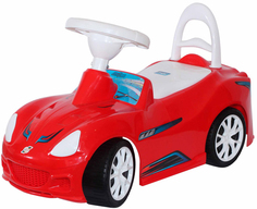 Транспорт Орион Машина-каталка 160 Спорт Кар (красный)