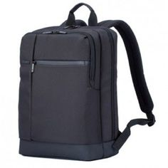 "Рюкзак XIAOMI Mi Business Backpack 15"" полиэстер и нейлон черный [zjb4064gl]"