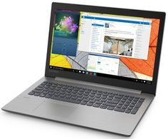 "Ноутбук LENOVO IdeaPad 330-15IGM, 15.6"", Intel Pentium N5000 1.1ГГц, 4Гб, 128Гб SSD, Intel HD Graphics 605, Free DOS, 81D100APRU, серый"