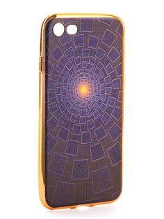 Аксессуар Чехол Liberty Project Silicone для APPLE iPhone 8 / 7 Blue 0L-00031840