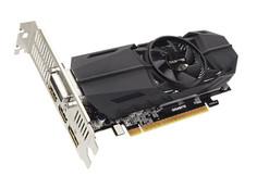 Видеокарта GigaByte GeForce GTX 1050 1354Mhz PCI-E 3.0 2048Mb 7008Mhz 128 bit DVI HDMI DP HDCP GTX 1050 Low Profile 2G GV-N1050-2GL