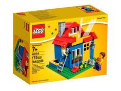 Конструктор Lego Seasonal Культовый стакан для карандашей 40154